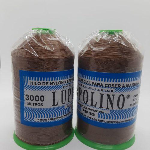 Hilo de nylon para aparado ref.320 30x3000 Lupolino