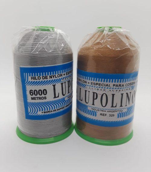 Hilo de nylon para aparado ref.320 60x6000 Lupolino