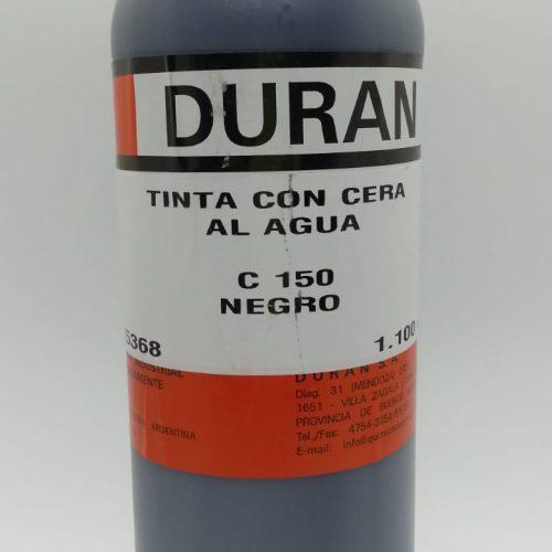 tinta con cera al agua para calzado c 150 Duran