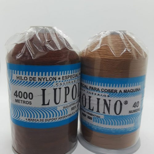 Hilo de nylon para aparado ref.320 40x4000 Lupolino